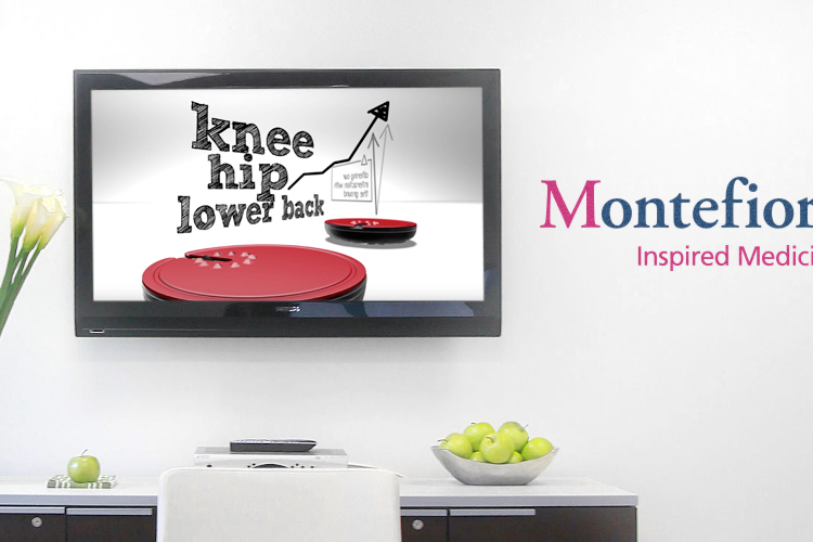 Co-branded AposTherapy and Montefiore TV and online video campaign